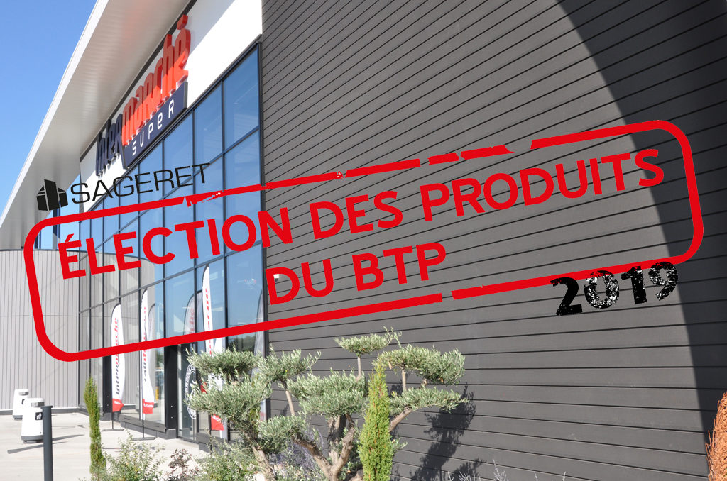Election produit du BTP 2019 NEOLIFE Smart