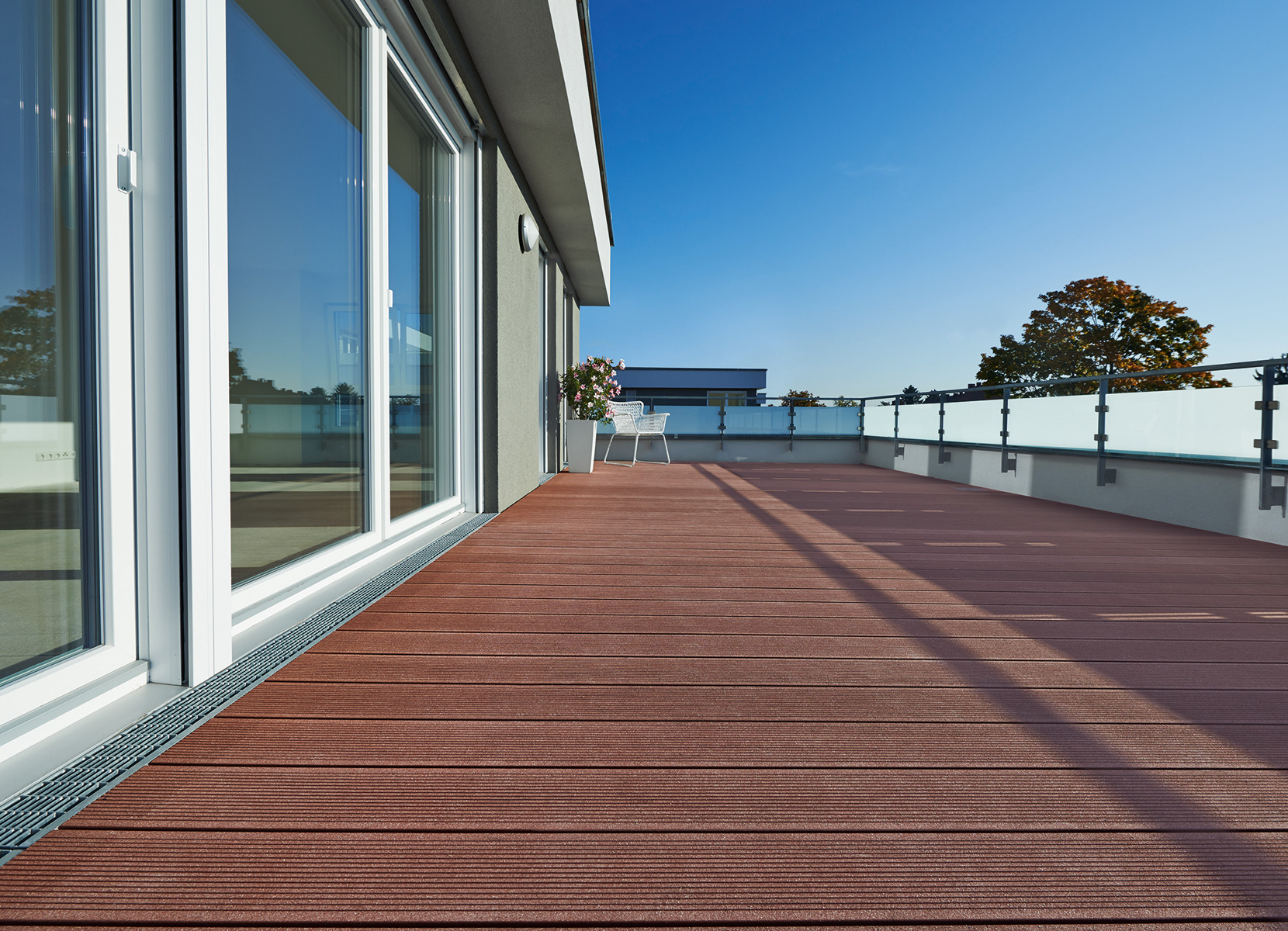 Terrasse Composite Bas Rhin decking nature | neolife solutions