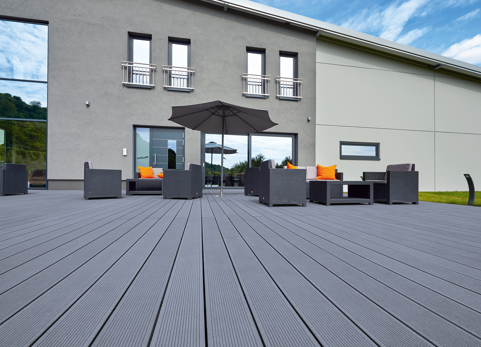 Terrasse Composite Bas Rhin lames de terrasse nature | neolife solutions