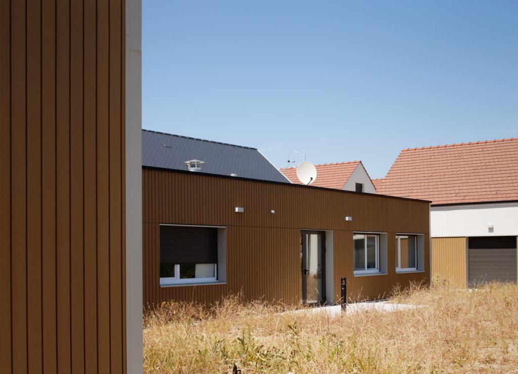 Centre médico-social Origny - Bardage Smart