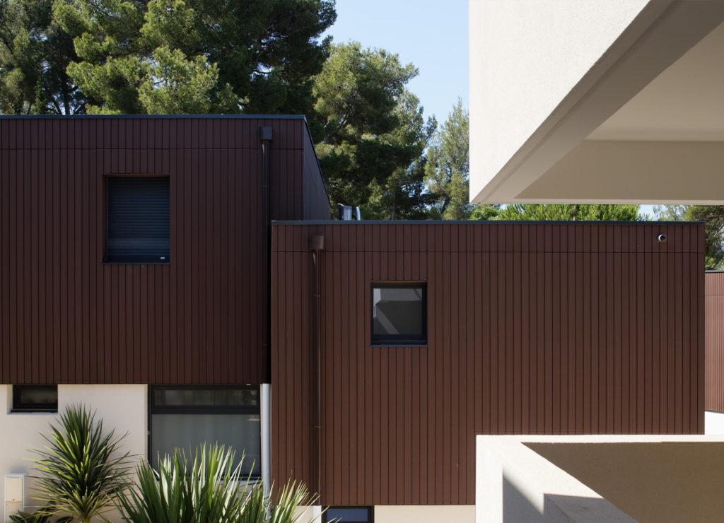 Quinta Coliba - Bardage Smart Heat