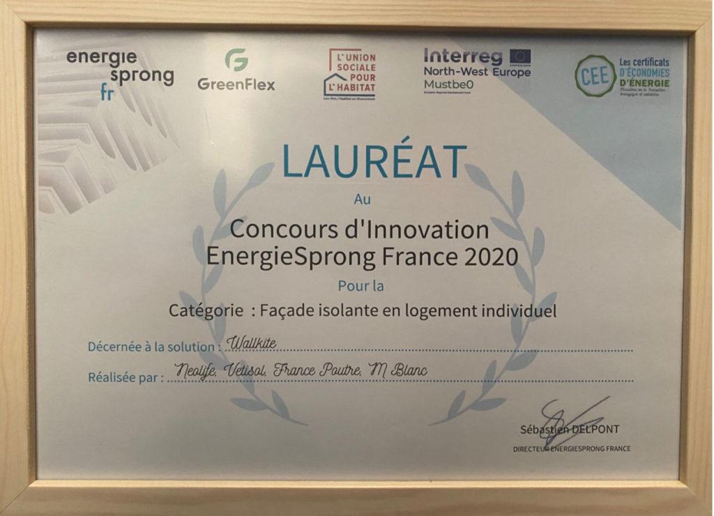 Diplome EnergieSprong